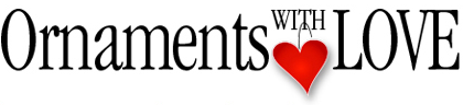 Ornaments with Love logo